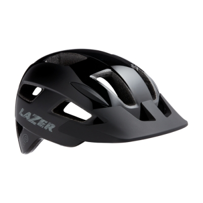 【LAZER】GEKKO 兒童用 自行車安全帽 黑色