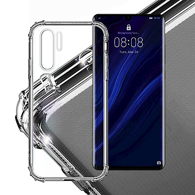 Xmart  for HUAWEI P30 Pro 軍功抗撞防摔手機殼