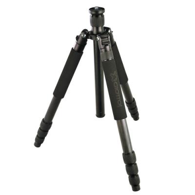 GIOTTOS VGR8284 反折式28mm四節碳纖專業腳架 /156cm