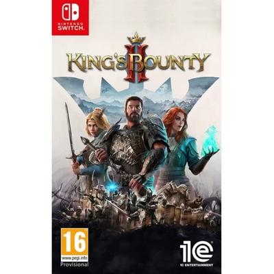 (預購)NS King s Bounty II(中文版)