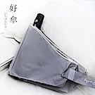 好傘王 自動傘系 不透光黑膠輕大傘2.0版(灰色)