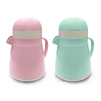 Incare 環保小麥稻穀健康手動榨汁器(400ml)(2入組/2色可選)