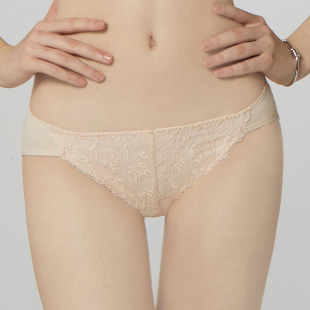 瑪登瑪朵 無限包覆 低腰三角內褲(杏桃膚)