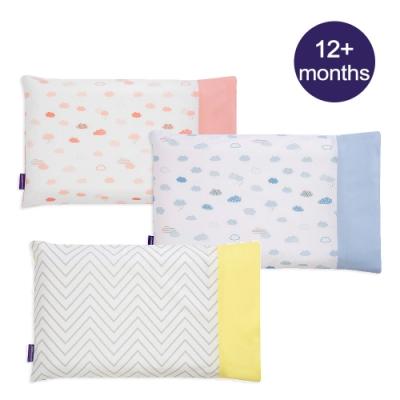 奇哥 ClevaMama 防扁頭幼童枕-專用枕套1入(3色選擇)