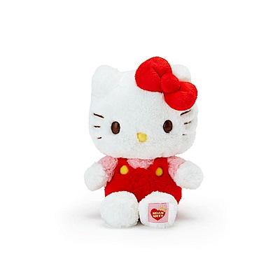 Sanrio   HELLO KITTY超舒柔經典絨毛娃娃S