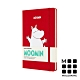 MOLESKINE 嚕嚕米Moomin 限定筆記本-紅 product thumbnail 1
