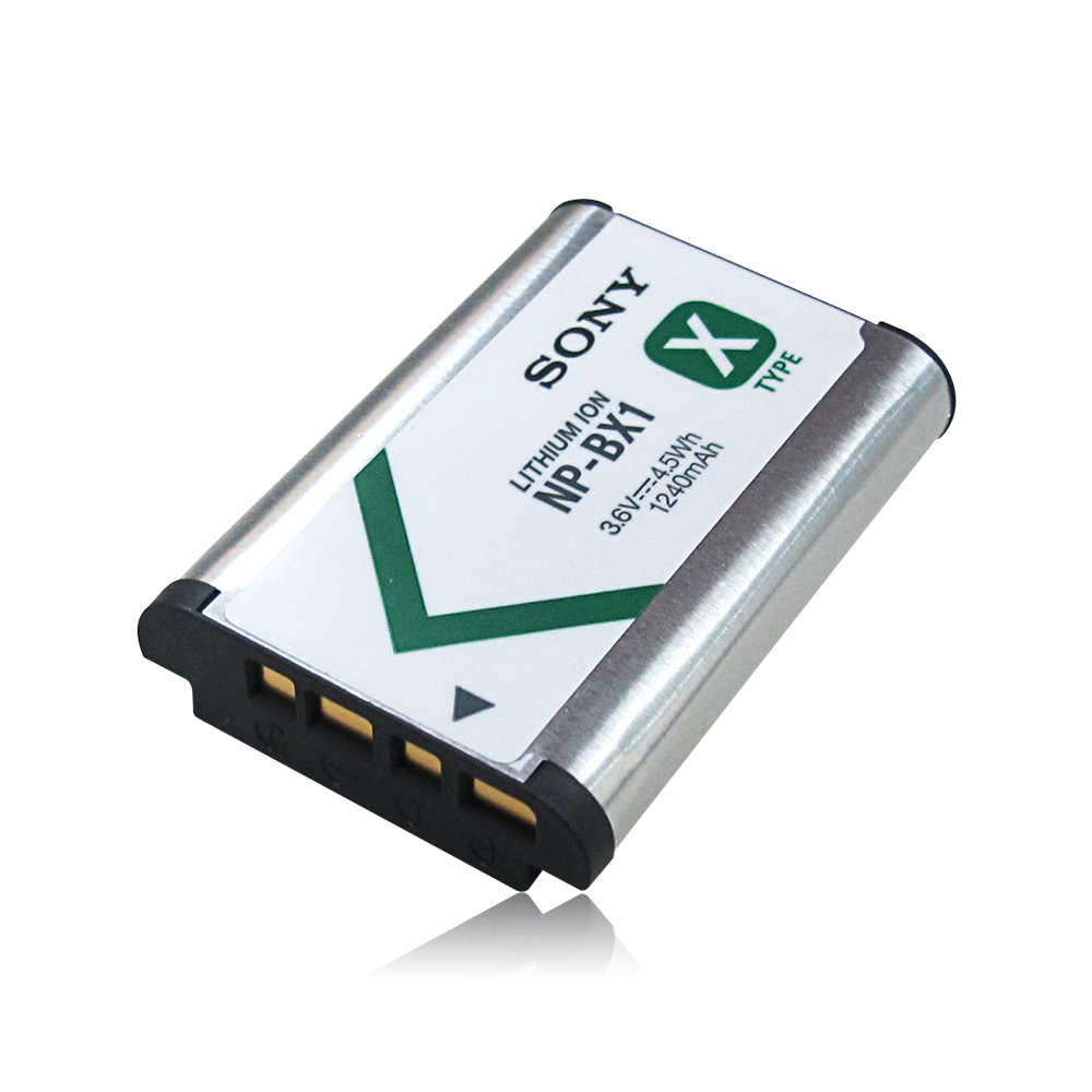 SONY NP-BX1 / NPBX1 專用相機原廠電池(全新密封包裝)