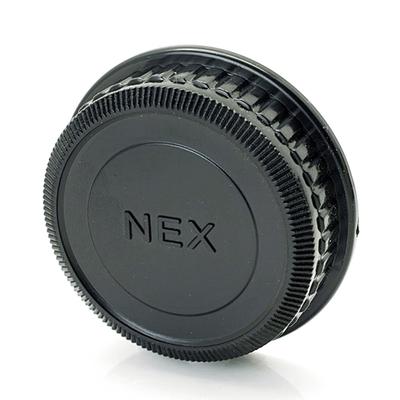 PeiPei索尼SONY副廠後蓋FE/E-Mount鏡頭後蓋E後蓋FE後蓋(NEX字樣)NEX鏡頭後蓋NEX後蓋rear cap-編號PERC