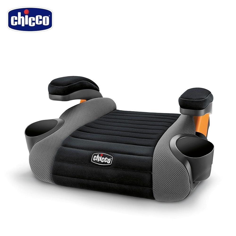 chicco-GoFit汽車輔助增高座墊(焦糖棕/湛雨綠/鯊魚灰)