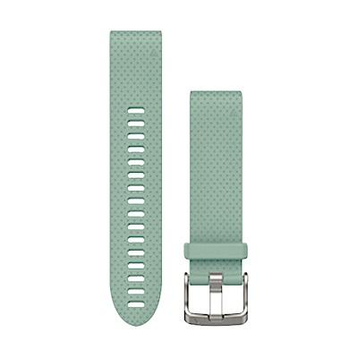 GARMIN QUICKFIT 20mm 青玉綠矽膠錶帶