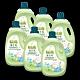 蒲公英環保洗衣精2000gX6瓶 product thumbnail 1