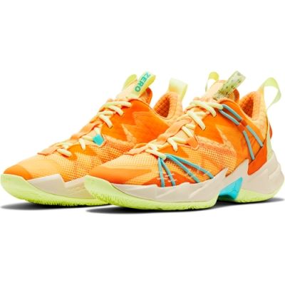 NIKE 籃球鞋 包覆 緩震 運動 男鞋 橘 CK6612800 JORDAN WHY NOT ZER0.3 SE PF