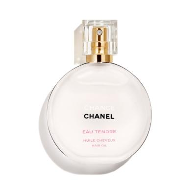 CHANEL 香奈兒 CHANCE 粉紅甜蜜護髮油 35ml