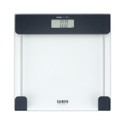 SAMPO聲寶大螢幕自動電子體重計 BF-L1901ML