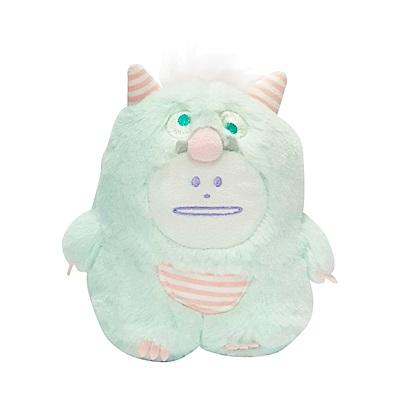 CRAFTHOLIC宇宙人 怪獸迷糊貓造型抱枕