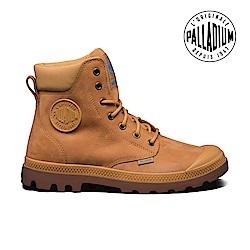Palladium Pampa Cuff WP Lux防水靴-女-焦糖棕