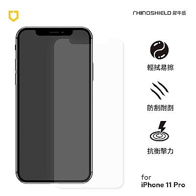 犀牛盾 iPhone 11 Pro/XS/X 共用 耐衝擊保護貼