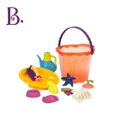 美國【B.Toys】沙趣多很多(木瓜)