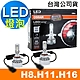 OSRAM 蕭光系列 H8/H11/H16 汽車LED大燈 6000K/酷白光 公司貨(2入)《送OSRAM高級毛巾》 product thumbnail 1
