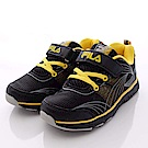 FILA頂級童鞋款 雙層網布慢跑款 FO16P-094黑(中大童段)0