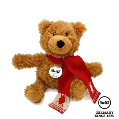 STEIFF德國金耳釦泰迪熊  Charly Teddy Bear  小小查理泰迪熊  (可愛泰迪熊)