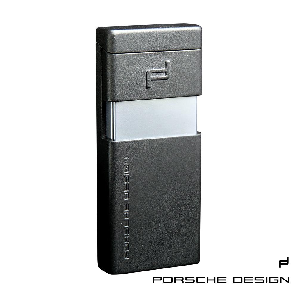 保時捷Porsche Design P3642花型火焰打火機(深灰)