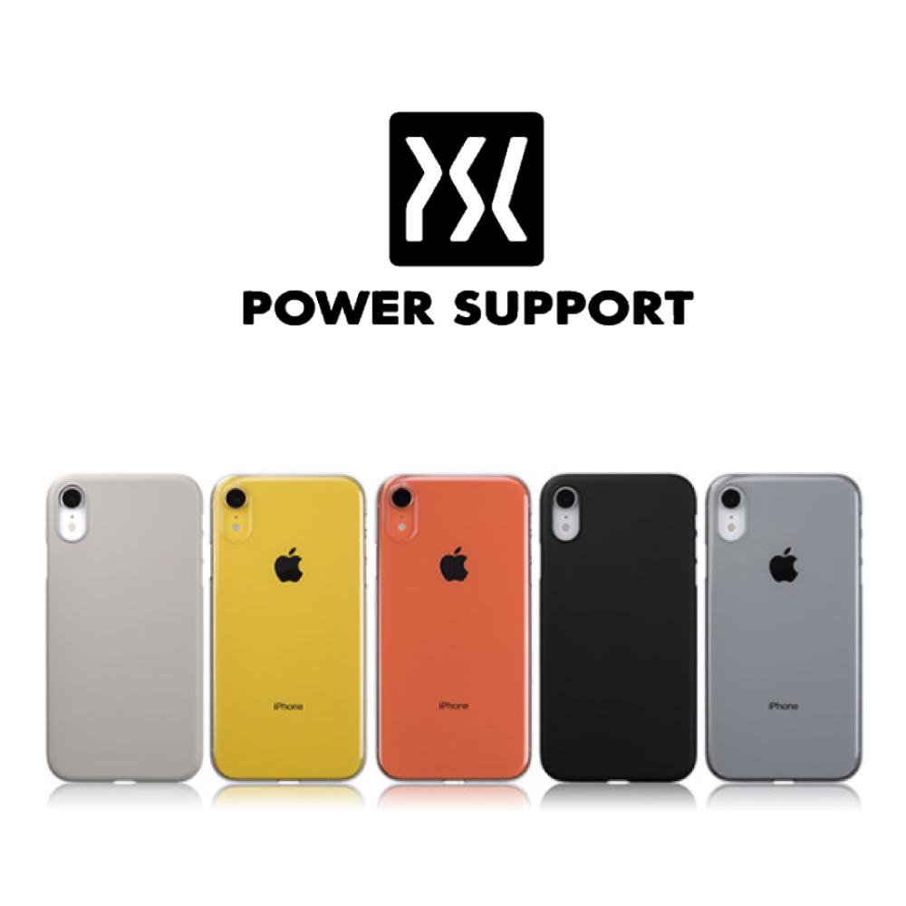 hot sales 2b334 d6820 POWER SUPPORT iPhone XR Air Jacket超薄保護殼 | 保護殼/皮套 | Yahoo奇摩購物中心