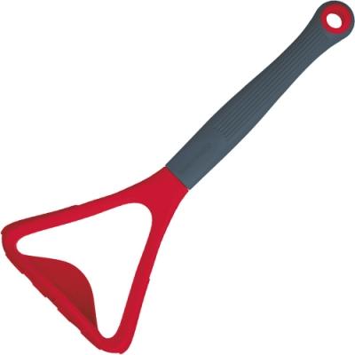 《KitchenCraft》矽膠搗泥器(紅)