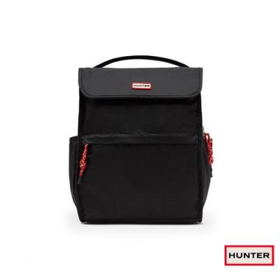 HUNTER - 可收納後背包 - 黑