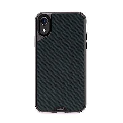 Mous iPhone XR 6.1吋Limitless 2.0 防摔保護殼-碳纖維