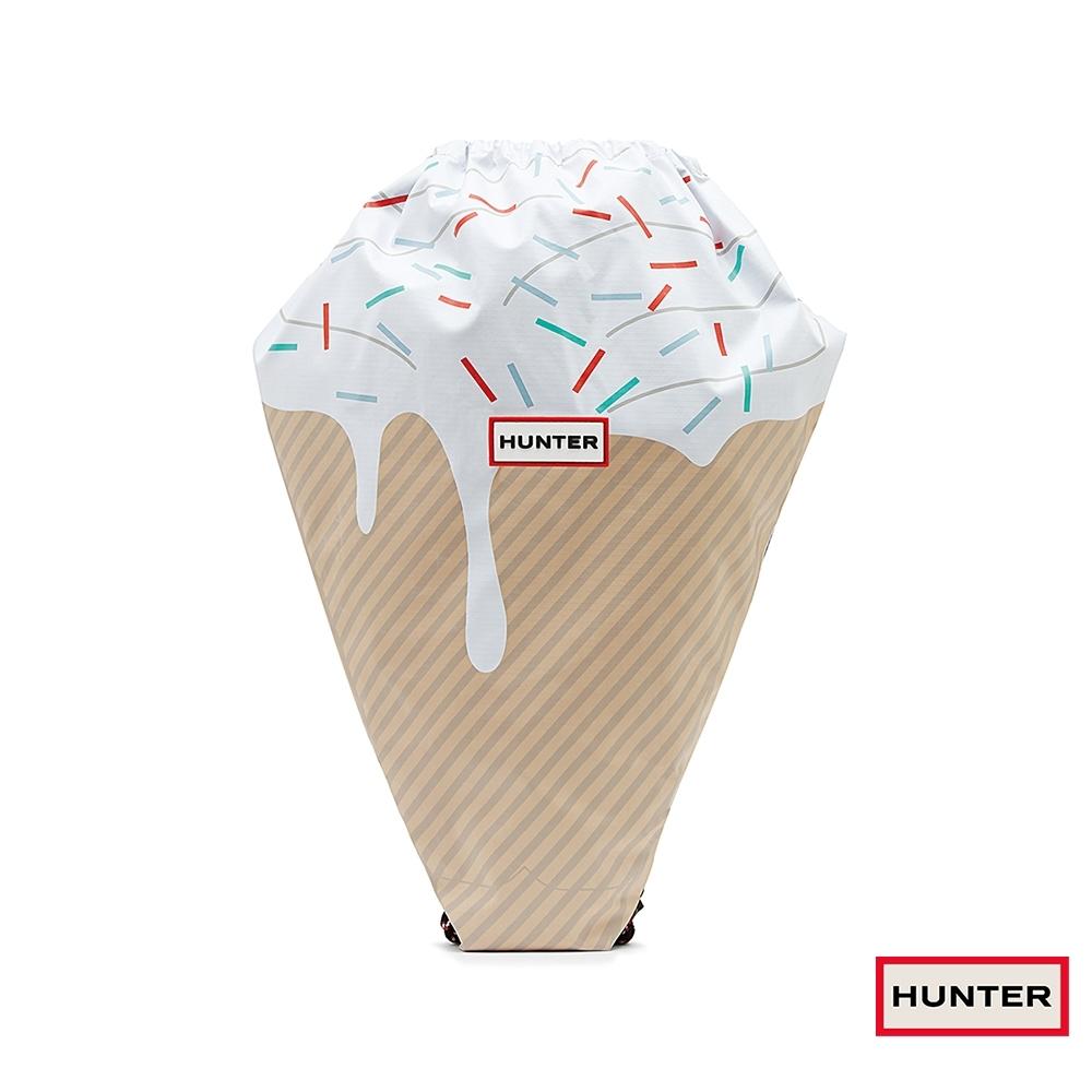 HUNTER - 大童-冰淇淋後背包 - 冰淇淋