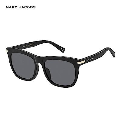 Marc Jacobs- MARC 193/F/S 方框經典太陽眼鏡 黑色
