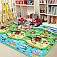 兒童爬行墊 卡通多功能戶外野餐墊-迴紋雙面-花色隨機出貨(200x180) product thumbnail 1