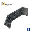 Nugens MK-B100三折式藍牙觸控鍵盤