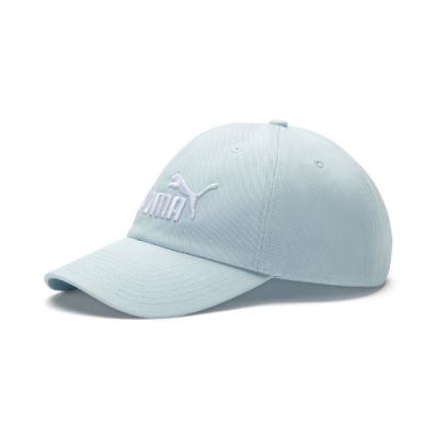 PUMA-男女基本系列棒球帽-霧光藍