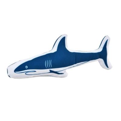 PeT ChU沛啾-咬咬鯊魚貓草玩具 (PC-108833) (2入組)