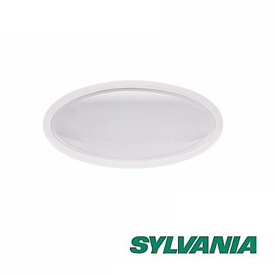 喜萬年SYLVANIA  10 W LED橢圓型壁燈 6000 K全電壓-白光