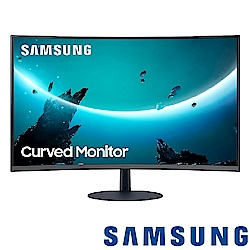 SAMSUNG C32T550FDC 32型1000R曲面螢幕