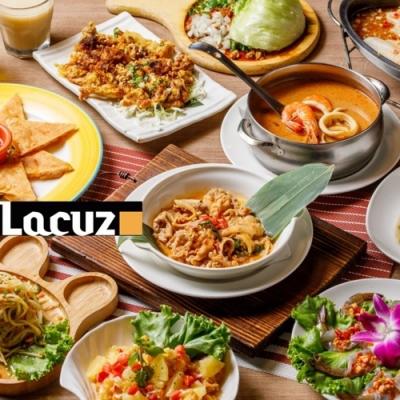 (台北)Lacuz泰式料理2人全菜單無限吃到飽