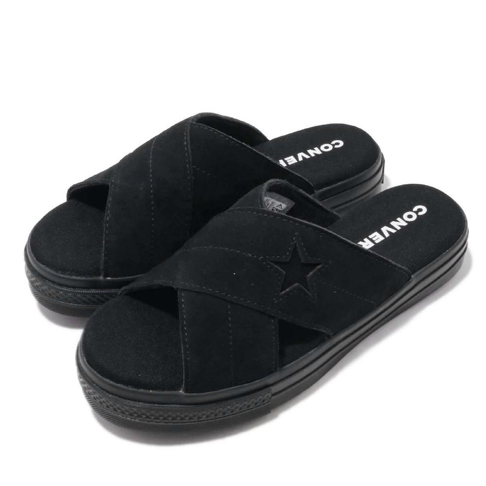Converse 涼拖鞋 One Star Sandal 女鞋