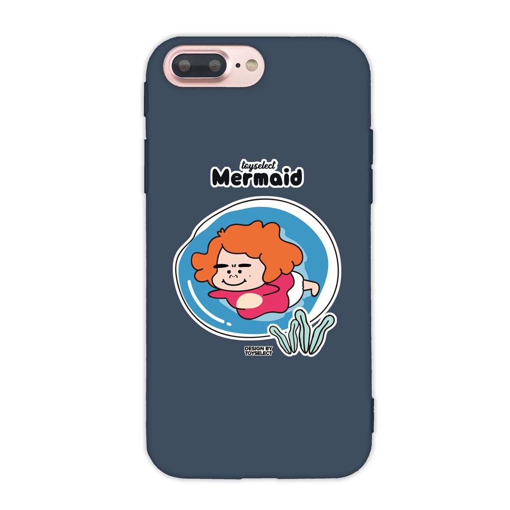【TOYSELECT】iPhone 7/8 Plus 經典崩壞設計師手機殼:她不是波妞