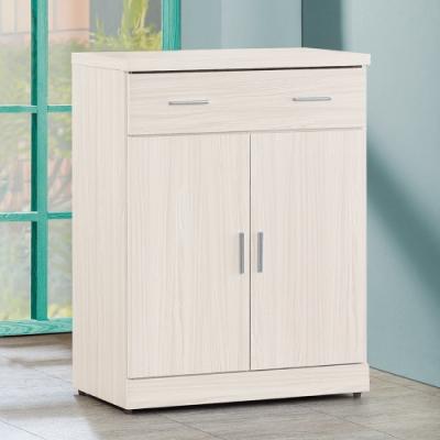 Bernice-白梣木2.6尺耐磨鞋櫃-80x40x106cm
