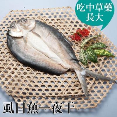 台江漁人港‧虱目魚一夜干(全魚去刺)(450g/包,共2包)