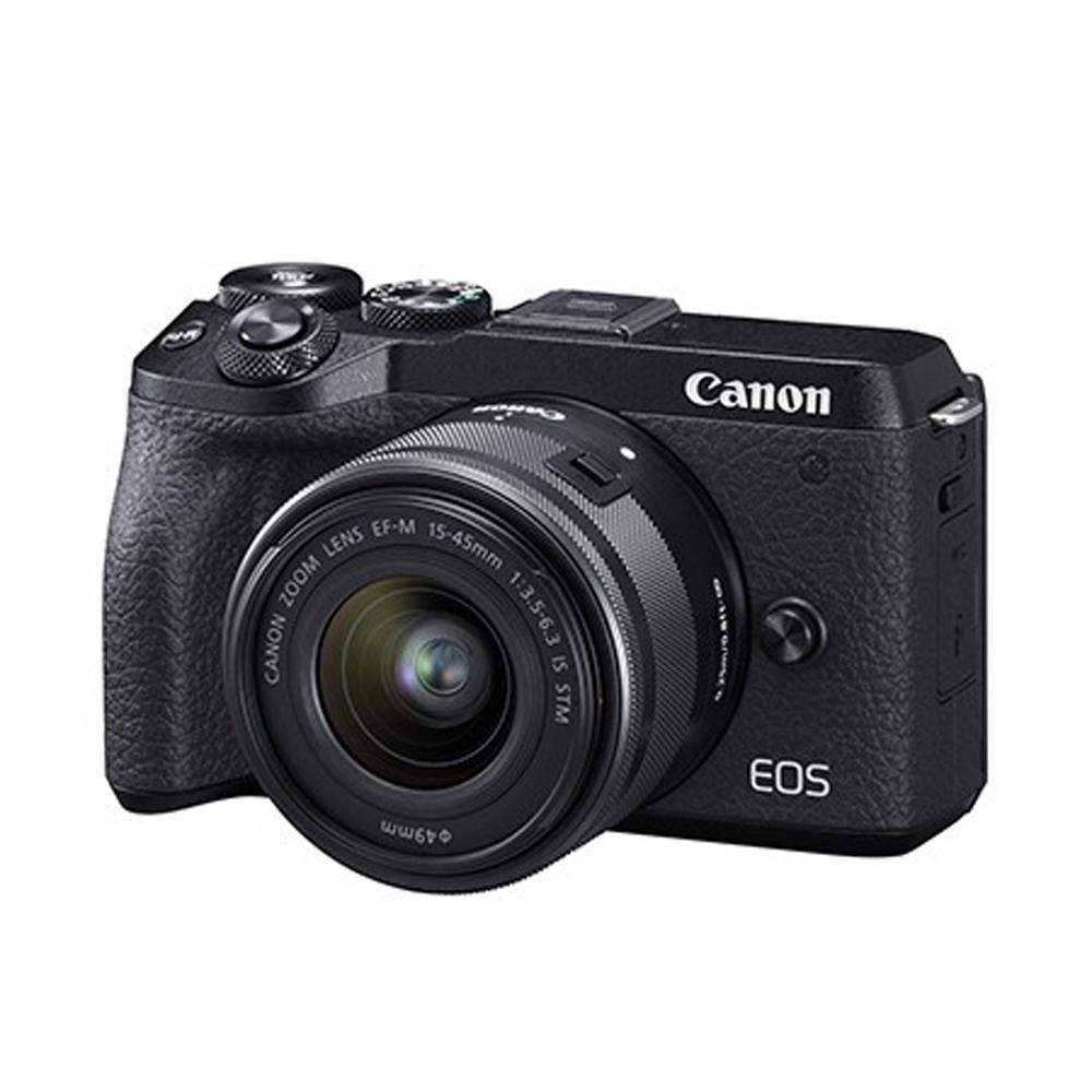 Canon EOS M6 Mark II 15-45mm STM (公司貨)