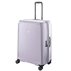 VICTORINOX 瑞士維氏CONNEX 可擴充29吋硬殼行李箱-紫丁香
