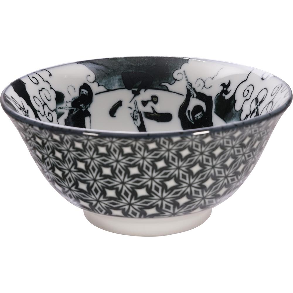 《Tokyo Design》瓷製餐碗(忍者15cm)