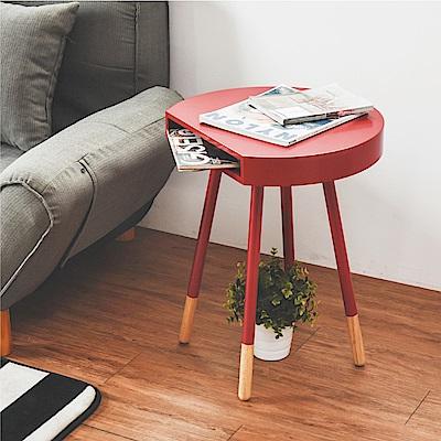 Home Feeling茶几桌咖啡桌邊桌半圓設計3色