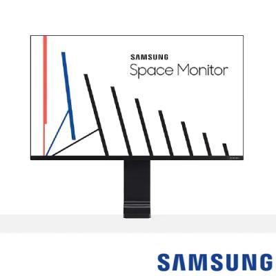 [無卡分期12期]Samsung Space S27R750QEC 27吋 2K多段式液晶螢幕