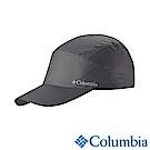 Columbia 哥倫比亞 男女-防水快排棒球帽-深灰 UCU91390DY