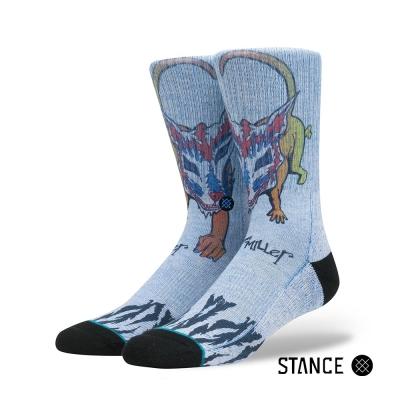 STANCE MILLER-男襪-休閒襪-Skate Legends系列-滑板傳奇設計款
